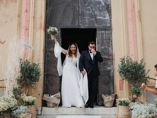 Il matrimonio di Paolo e Francesca a Vico Equense, Napoli 26