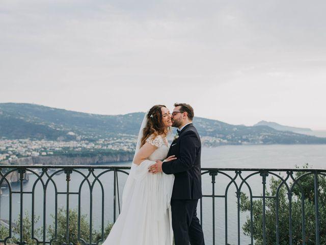 Il matrimonio di Paolo e Francesca a Vico Equense, Napoli 28