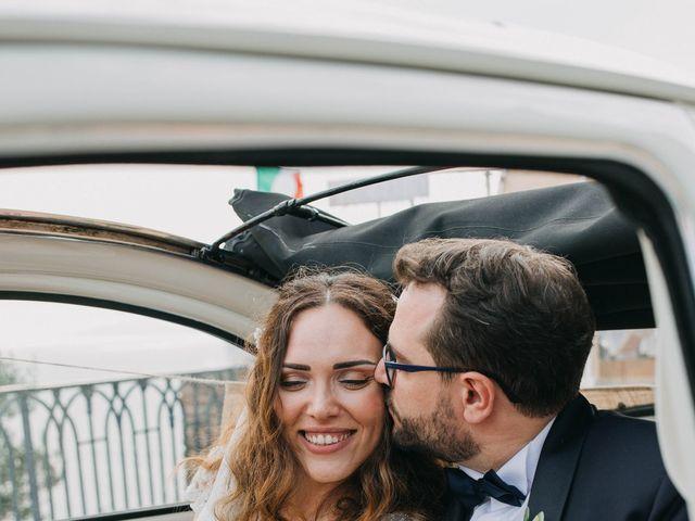 Il matrimonio di Paolo e Francesca a Vico Equense, Napoli 30
