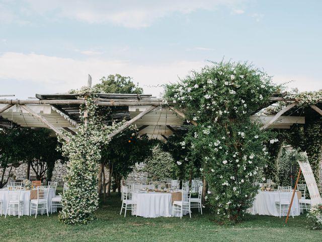 Il matrimonio di Paolo e Francesca a Vico Equense, Napoli 31