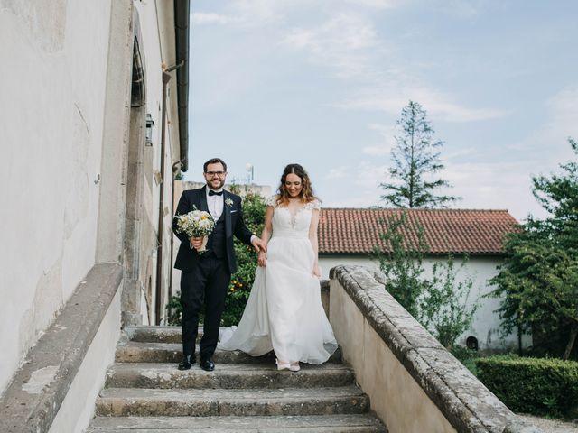 Il matrimonio di Paolo e Francesca a Vico Equense, Napoli 41
