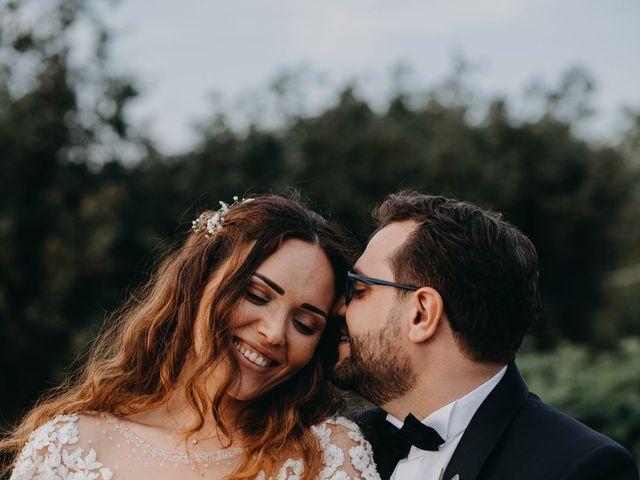 Il matrimonio di Paolo e Francesca a Vico Equense, Napoli 42