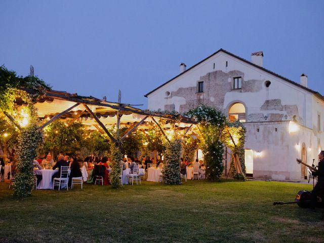 Il matrimonio di Paolo e Francesca a Vico Equense, Napoli 44