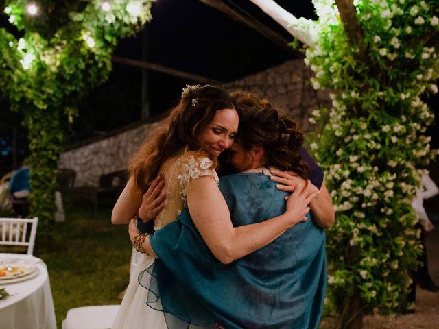 Il matrimonio di Paolo e Francesca a Vico Equense, Napoli 46