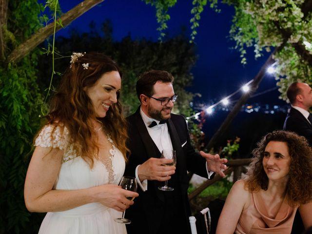 Il matrimonio di Paolo e Francesca a Vico Equense, Napoli 47