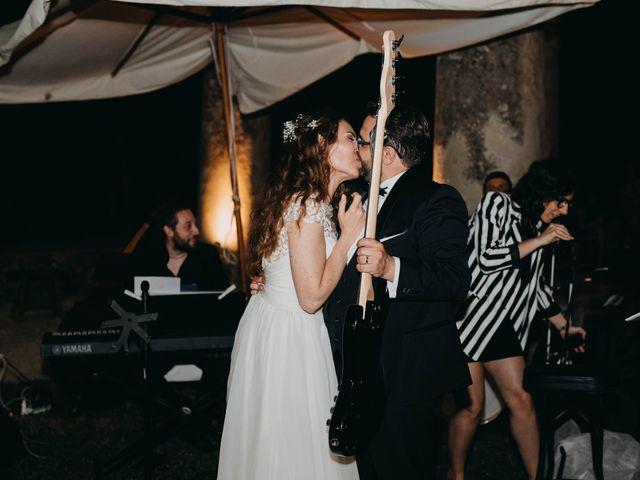 Il matrimonio di Paolo e Francesca a Vico Equense, Napoli 50