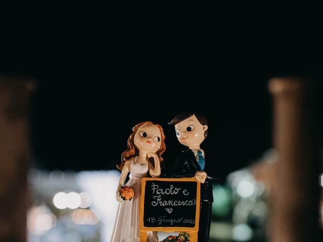 Il matrimonio di Paolo e Francesca a Vico Equense, Napoli 56