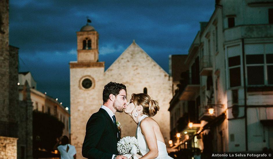Il matrimonio di Francesco e Rossella a Conversano, Bari