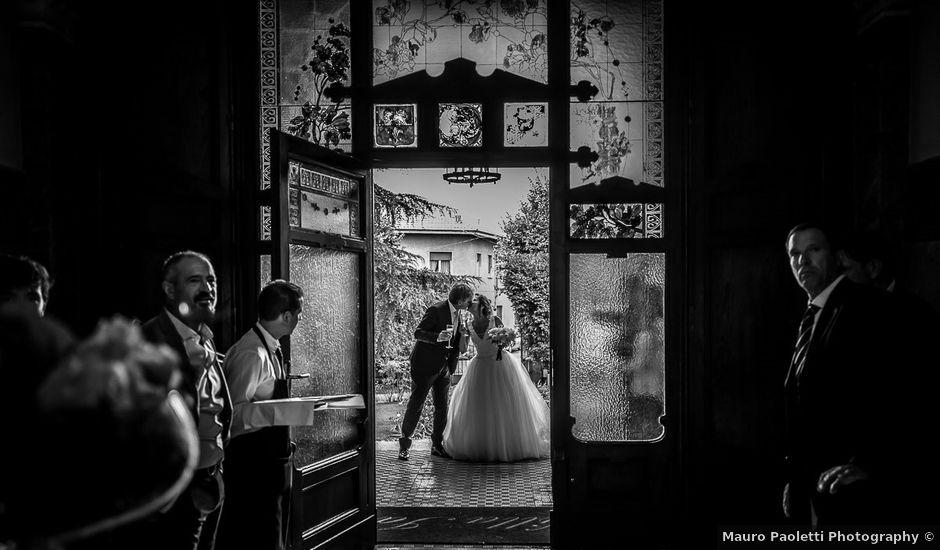 Il matrimonio di Carmine e Lucia a Parabiago, Milano