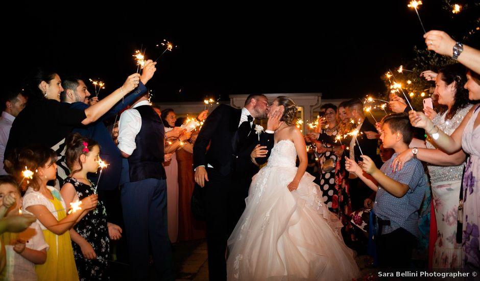 Il matrimonio di Giacomo e Alessia a Arezzo, Arezzo