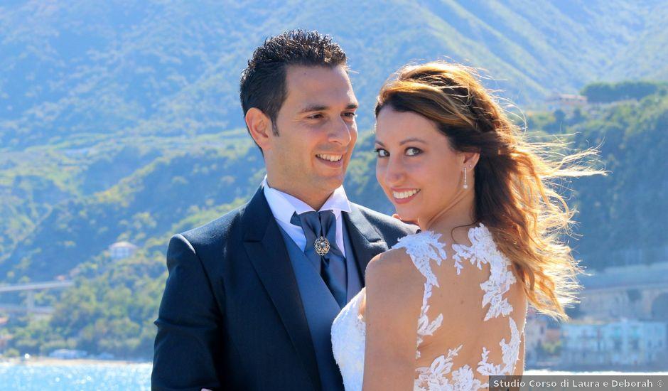 Il matrimonio di Alessandro e Giancarla a Reggio di Calabria, Reggio Calabria