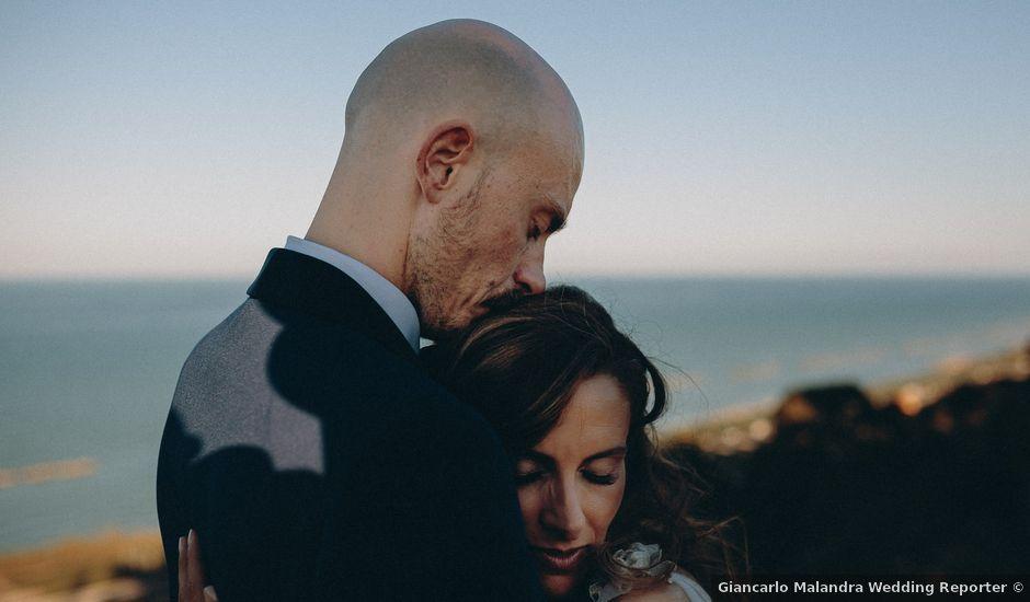 Il matrimonio di Davide e Giovanna a Massignano, Ascoli Piceno