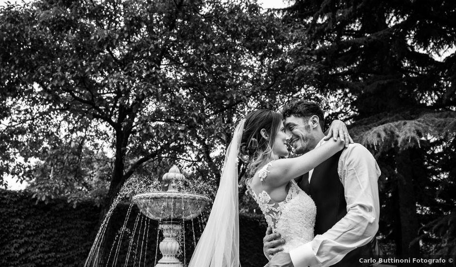 Il matrimonio di Lorenzo e Anna a Inzago, Milano