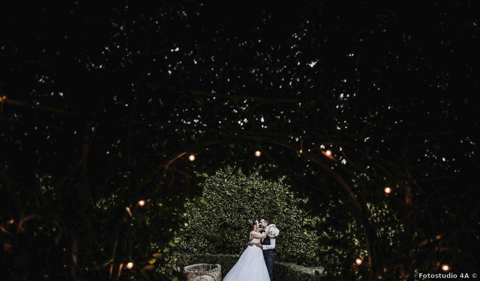 Il matrimonio di Simone e Sarah a Solesino, Padova
