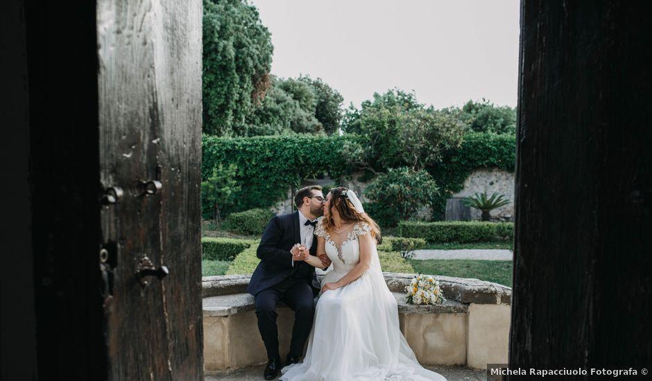 Il matrimonio di Paolo e Francesca a Vico Equense, Napoli