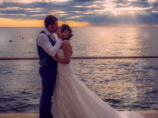 Le nozze di Giulia e Mark 1