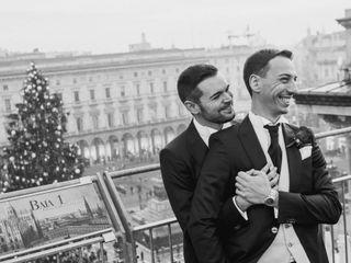 Le nozze di Massimo e Alessio