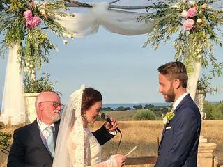 Le nozze di Irene e Sergio 1