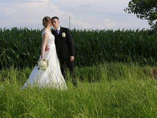Le nozze di Matteo e Marcella