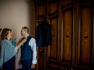 Le nozze di Irina e Francesco 1