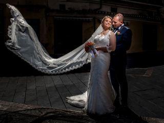 Le nozze di Irina e Francesco