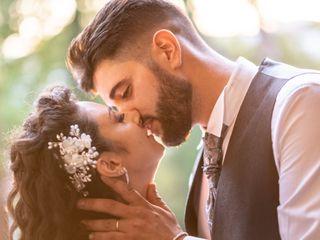 Le nozze di Natascia e Marwan