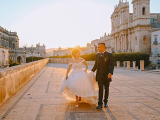 Le nozze di Tonia e Francesco