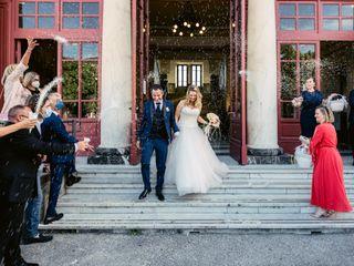 Le nozze di Anna e Luca 1