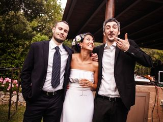 Le nozze di Elena e Michael 1