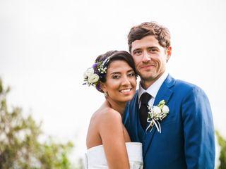Le nozze di Elena e Michael