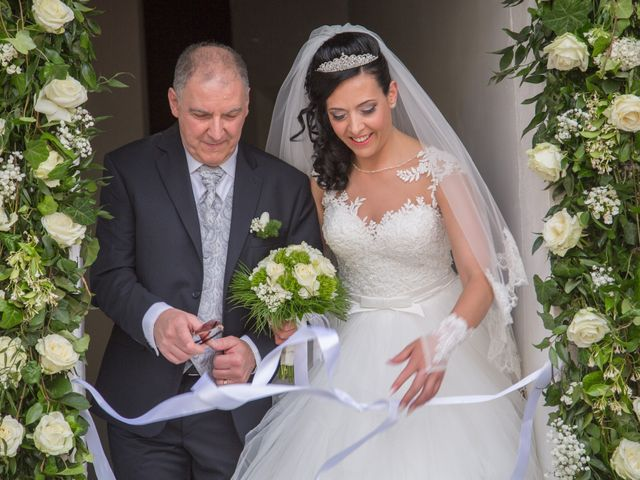 Il matrimonio di Giovanni e Rachele a Palmi, Reggio Calabria 17