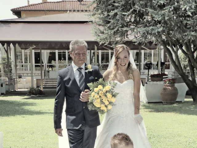 Il matrimonio di Antioco e Monica a Monza, Monza e Brianza 10