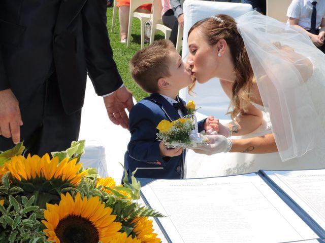 Il matrimonio di Antioco e Monica a Monza, Monza e Brianza 13