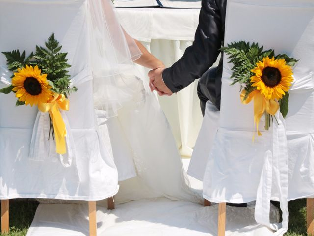 Il matrimonio di Antioco e Monica a Monza, Monza e Brianza 14