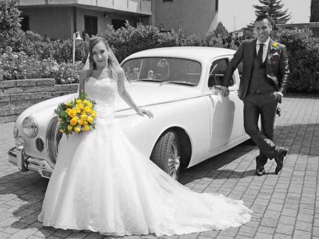 Il matrimonio di Antioco e Monica a Monza, Monza e Brianza 18
