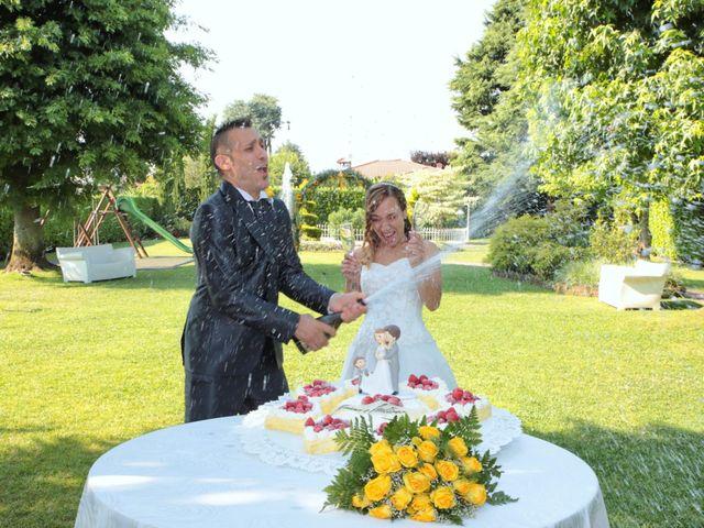 Il matrimonio di Antioco e Monica a Monza, Monza e Brianza 23