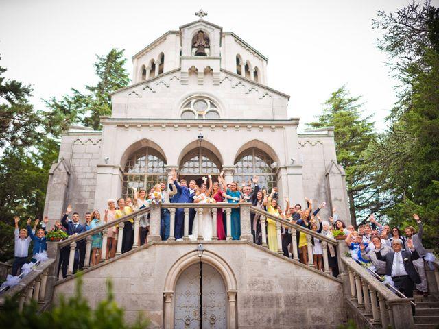 Il matrimonio di Mark e Giulia a Trieste, Trieste 58