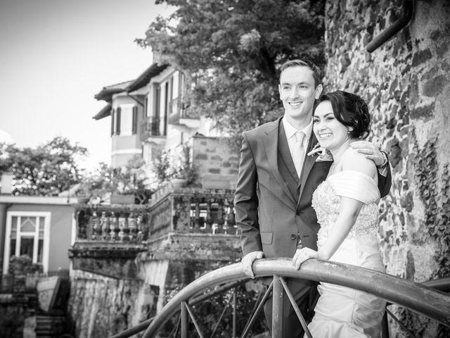 le nozze di Paloma e David