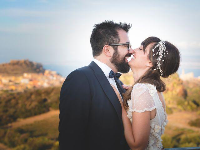 Il matrimonio di Francesco e Maddalena a Luras, Sassari 1