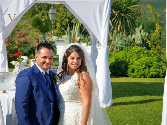 le nozze di Grazia e Walter