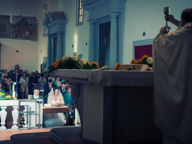 Il matrimonio di alessio e irene a Prato, Prato 8