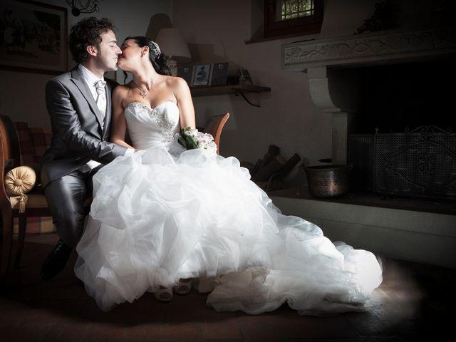 Il matrimonio di alessio e irene a Prato, Prato 1