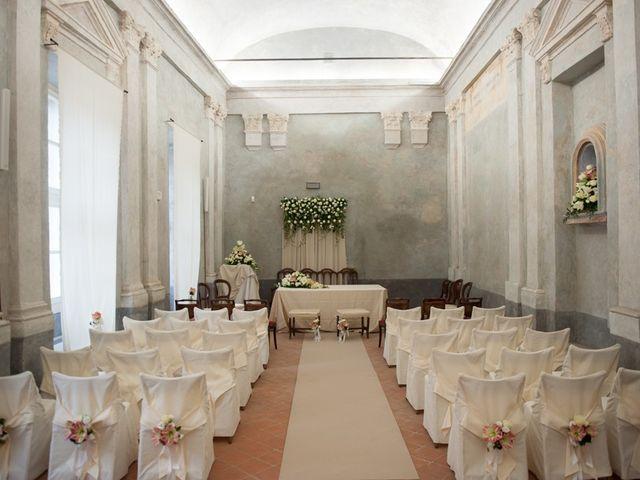 Il matrimonio di Davide e Pamela a Casale Monferrato, Alessandria 15