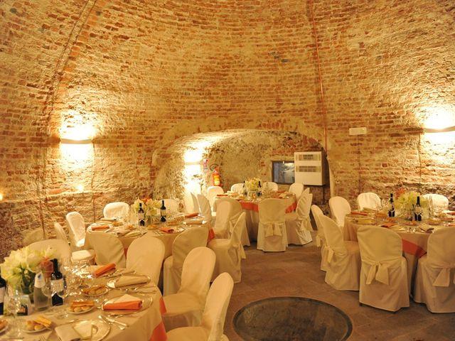 Il matrimonio di Davide e Pamela a Casale Monferrato, Alessandria 17