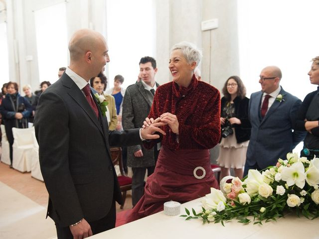 Il matrimonio di Davide e Pamela a Casale Monferrato, Alessandria 25