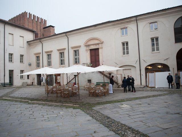 Il matrimonio di Davide e Pamela a Casale Monferrato, Alessandria 14