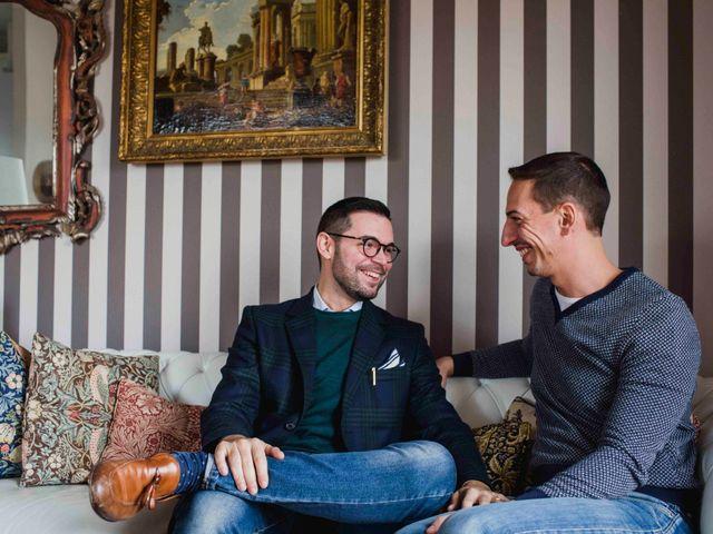 Il matrimonio di Alessio e Massimo a Milano, Milano 1