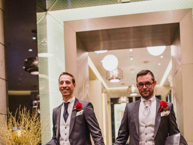 Il matrimonio di Alessio e Massimo a Milano, Milano 11