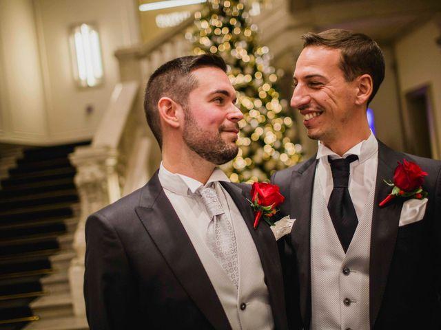 Il matrimonio di Alessio e Massimo a Milano, Milano 12
