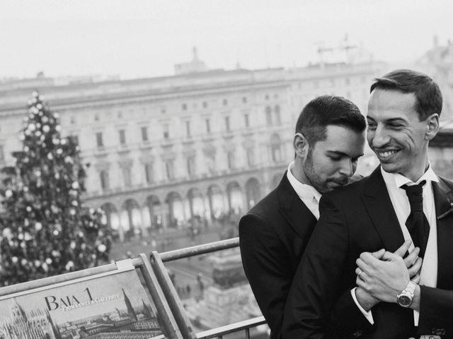 Il matrimonio di Alessio e Massimo a Milano, Milano 15